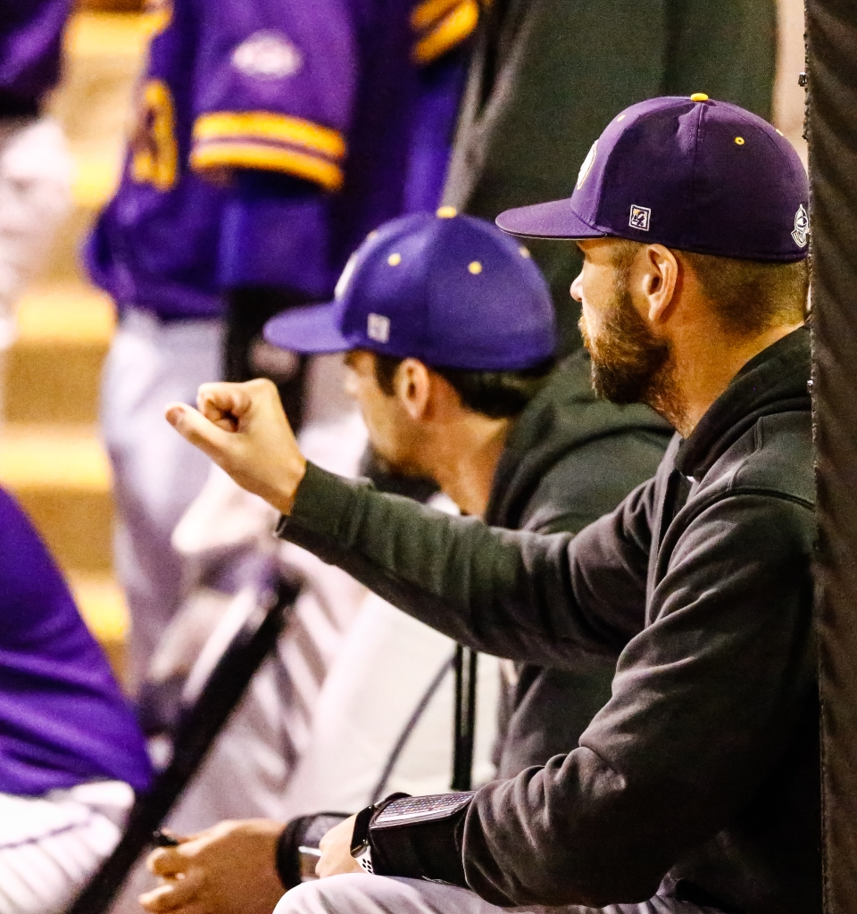 UMHB faced Schreiner Univ. in the home season opener at Red Murff Field, Belton, on Friday, February 14, 2020.